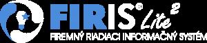 Logo FIRIS lite 2 small c-white flat